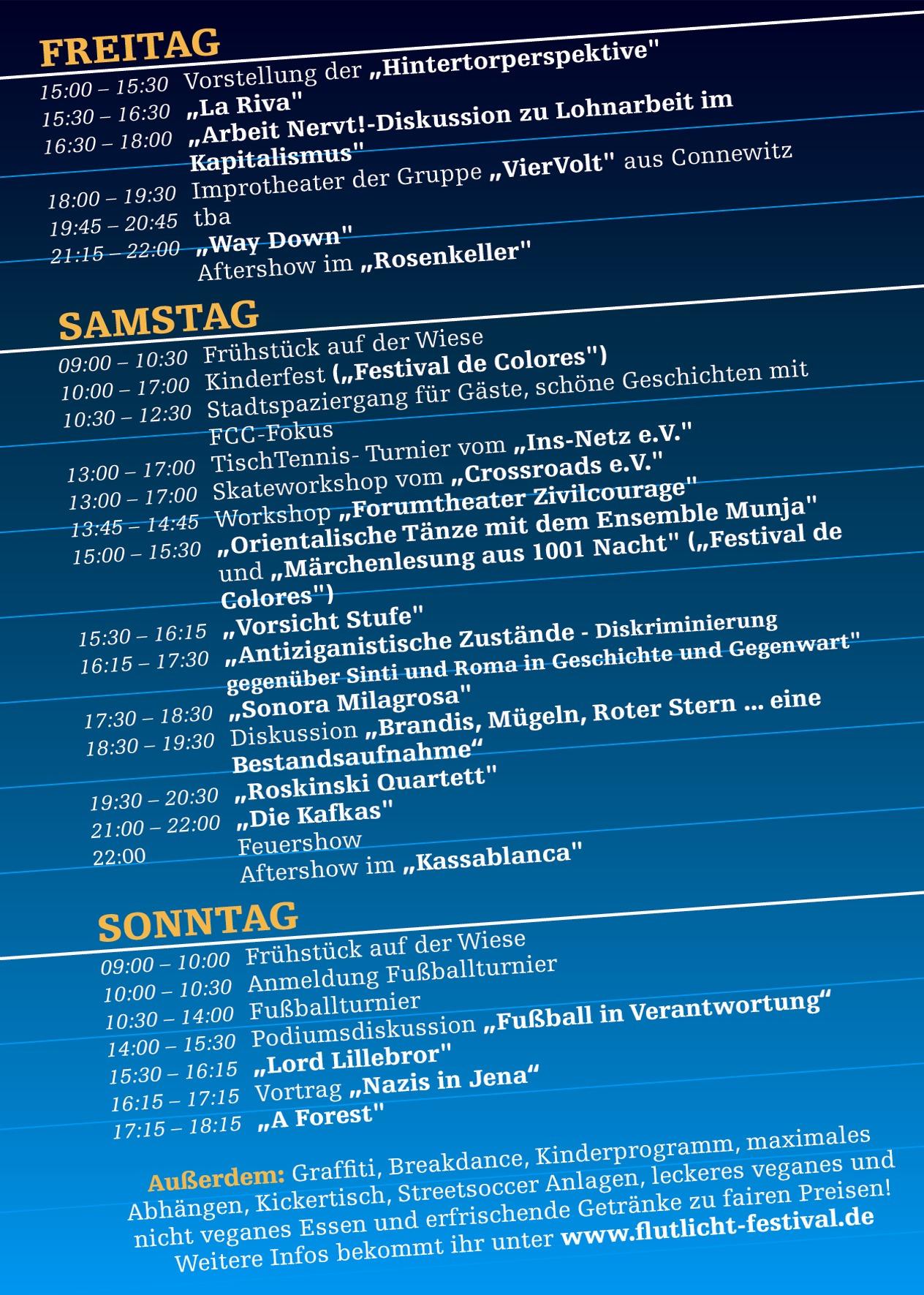 Flutlicht Festival 2009