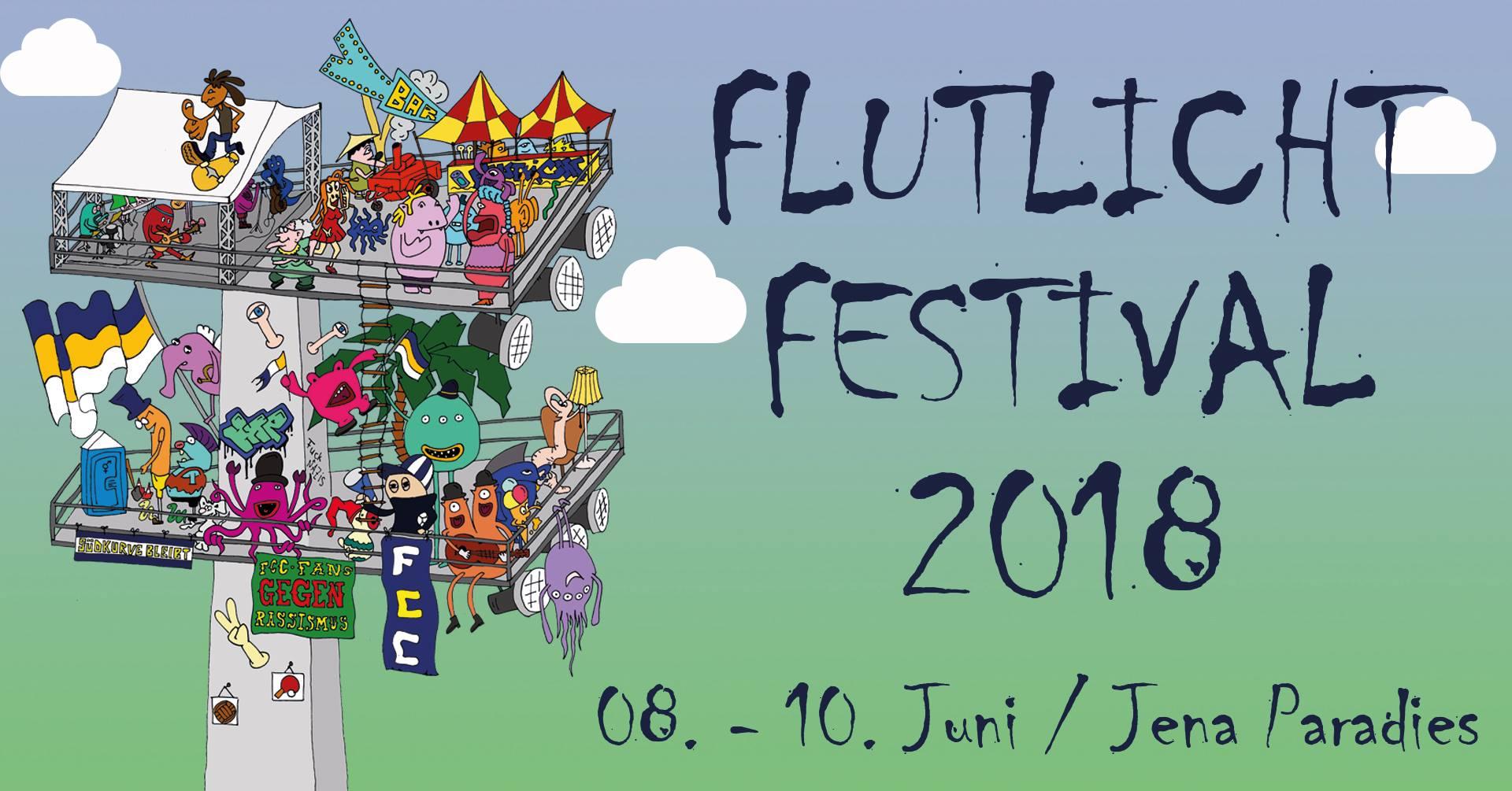 Flutlicht Festival No. 8