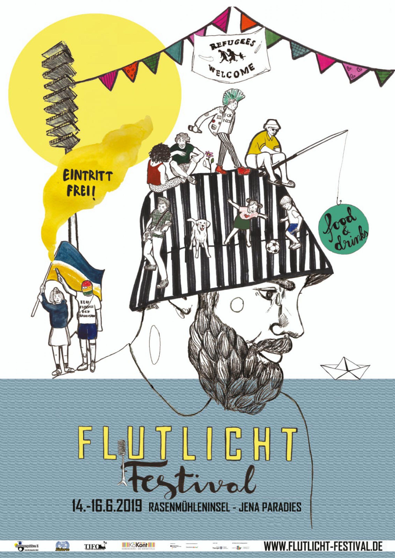 Flutlicht Festival No. 9